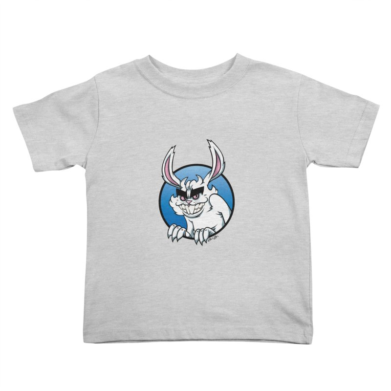 Bad Bunny Kids Toddler T-Shirt by bennygraphix's Artist Shop