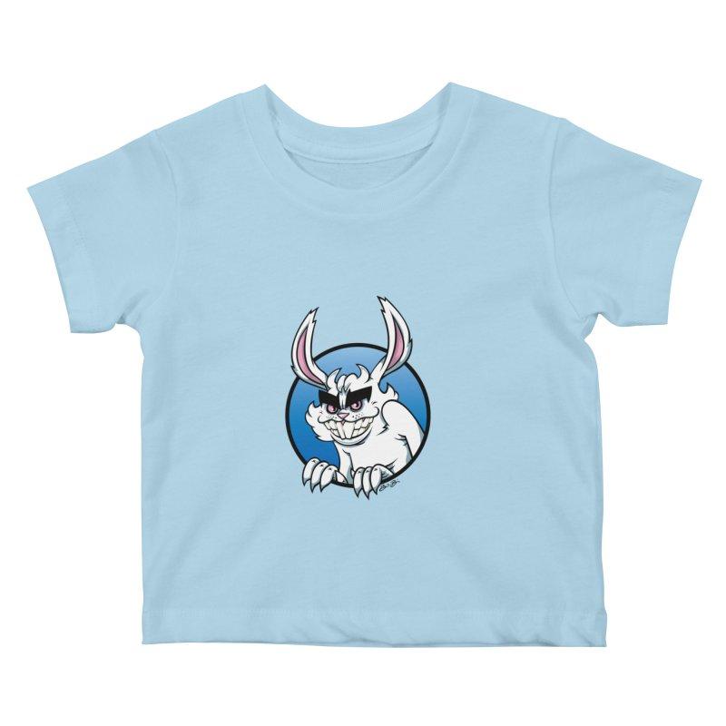 Bad Bunny Kids Baby T-Shirt by bennygraphix's Artist Shop