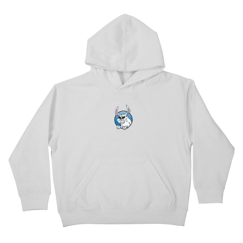 Bad Bunny Kids Pullover Hoody by bennygraphix's Artist Shop