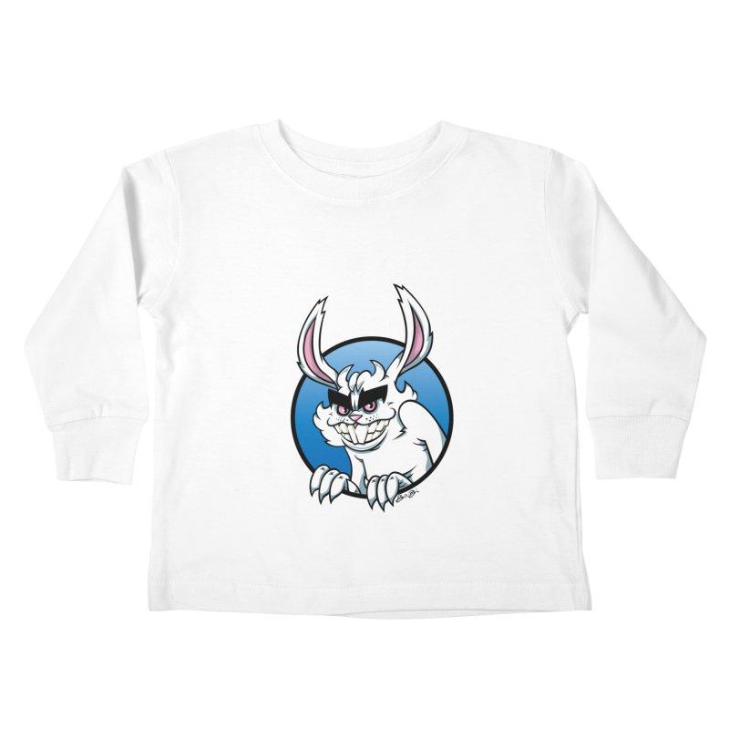Bad Bunny Kids Toddler Longsleeve T-Shirt by bennygraphix's Artist Shop