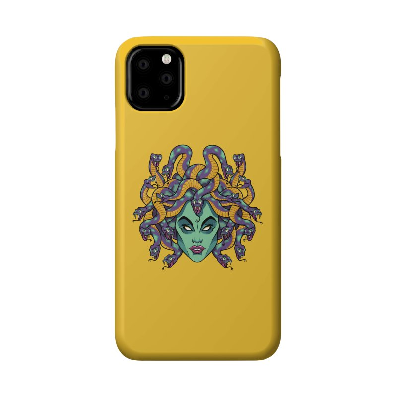 Medusa Accessories Phone Case by bennygraphix's Artist Shop