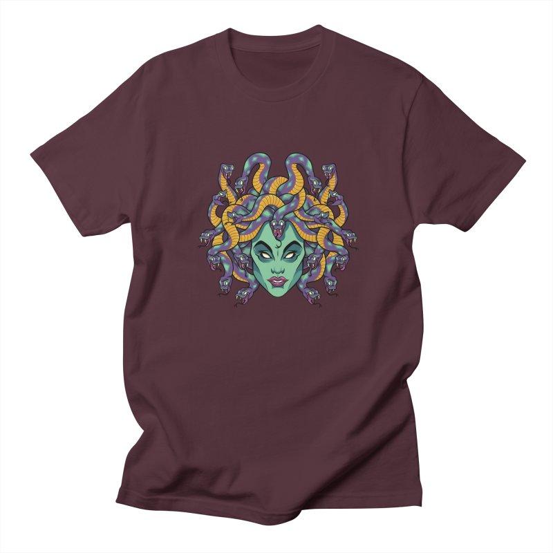 Medusa Men's T-Shirt by bennygraphix's Artist Shop