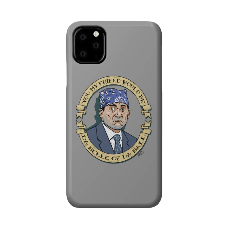 Prison Mike Accessories Phone Case by bennygraphix's Artist Shop