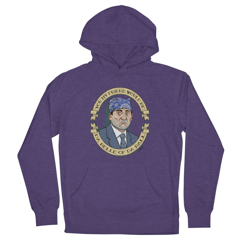 Prison Mike Women's French Terry Pullover Hoody by bennygraphix's Artist Shop