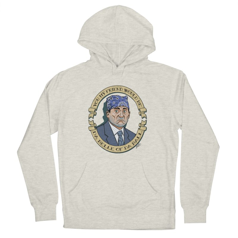 Prison Mike Men's French Terry Pullover Hoody by bennygraphix's Artist Shop