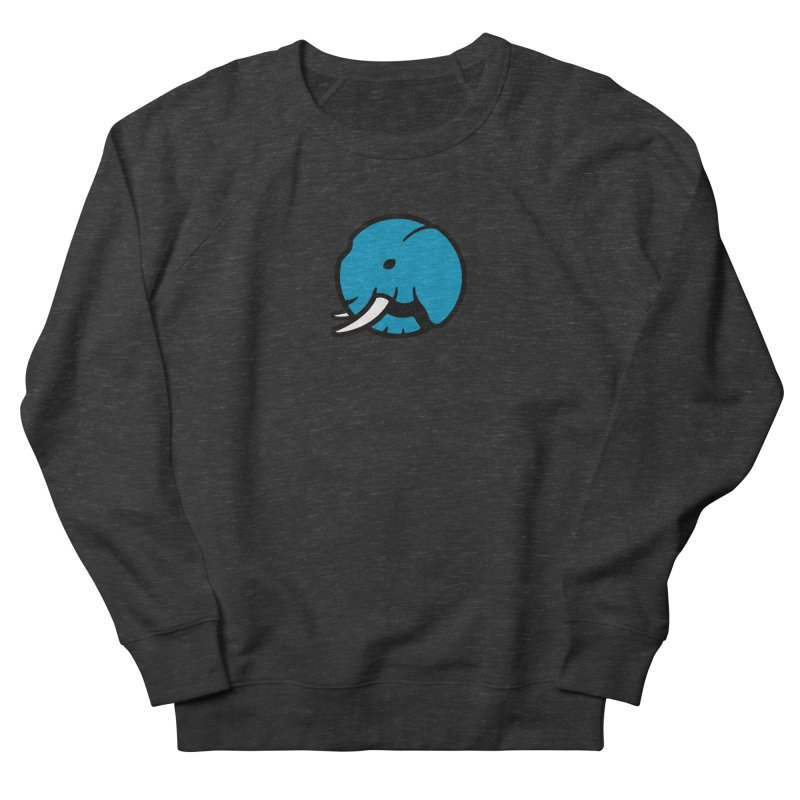 Spherical Elephant Men's Sweatshirt by benposch's Artist Shop