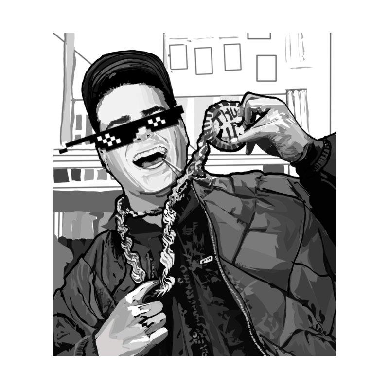 Ben Shapiro Thug Life #100 by Ben Shapiro Thug Life Shop