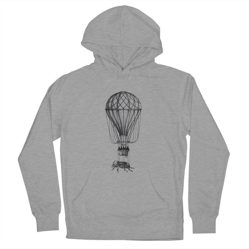 Discovery Men's Pullover Hoody by The Artist Shop of Ben Stevens
