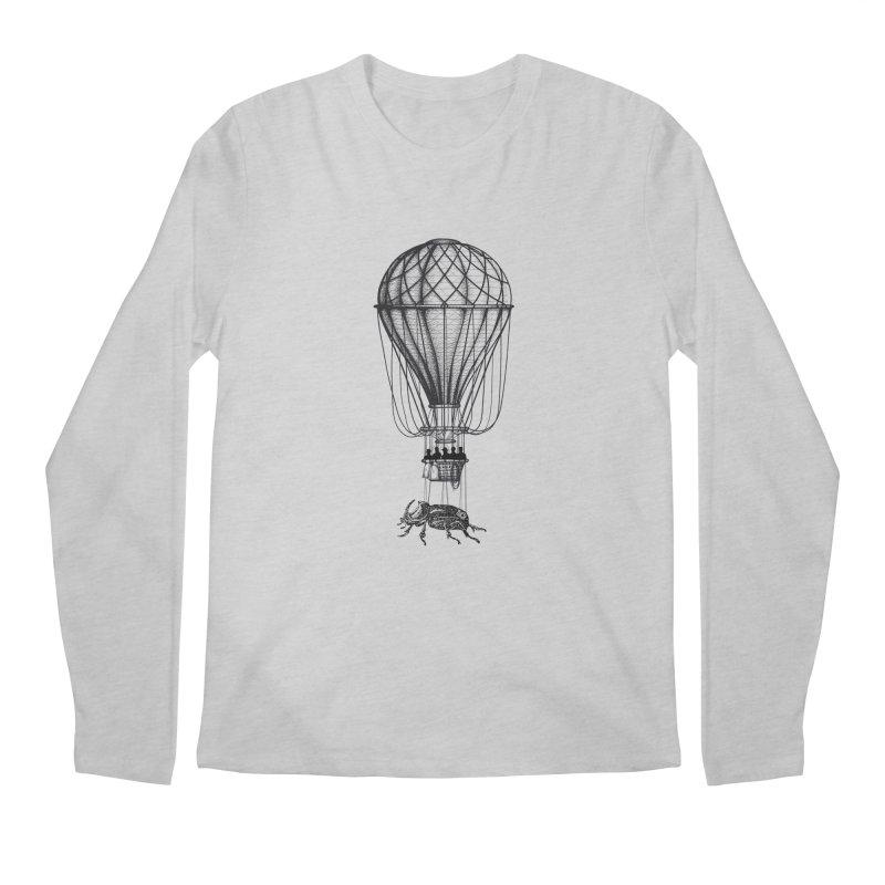 Discovery Men's Longsleeve T-Shirt by The Artist Shop of Ben Stevens