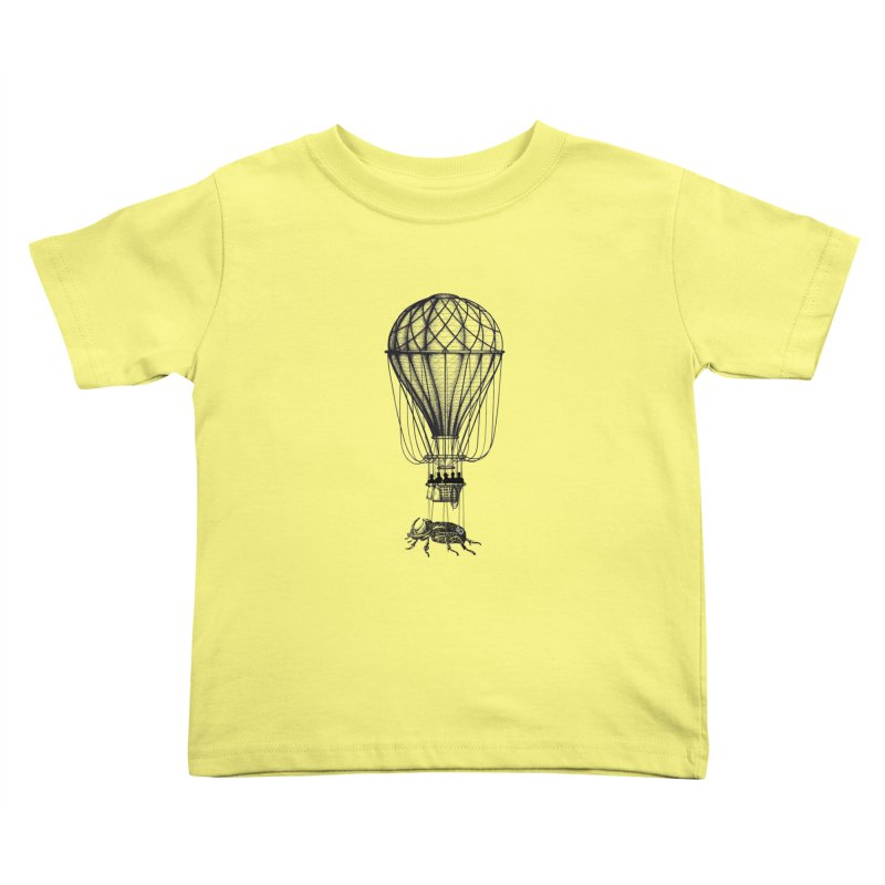 Discovery Kids Toddler T-Shirt by The Artist Shop of Ben Stevens