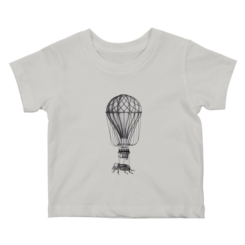 Discovery Kids Baby T-Shirt by The Artist Shop of Ben Stevens