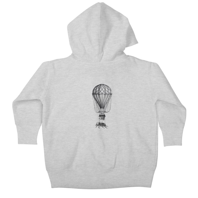 Discovery Kids Baby Zip-Up Hoody by The Artist Shop of Ben Stevens