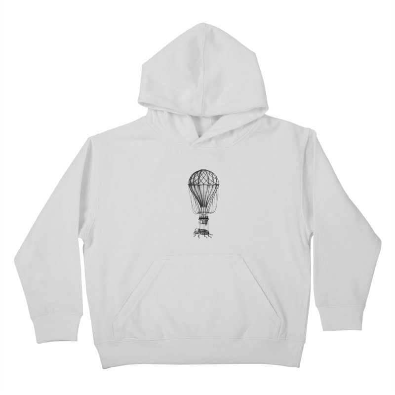 Discovery Kids Pullover Hoody by The Artist Shop of Ben Stevens