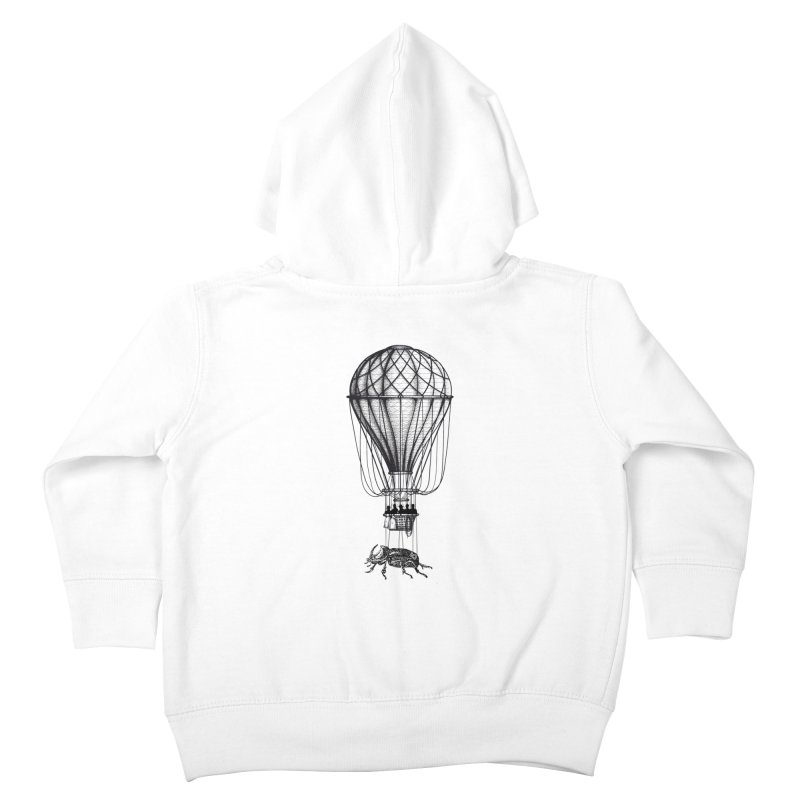 Discovery Kids Toddler Zip-Up Hoody by The Artist Shop of Ben Stevens