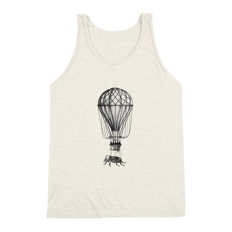 Discovery Men's Triblend Tank by The Artist Shop of Ben Stevens