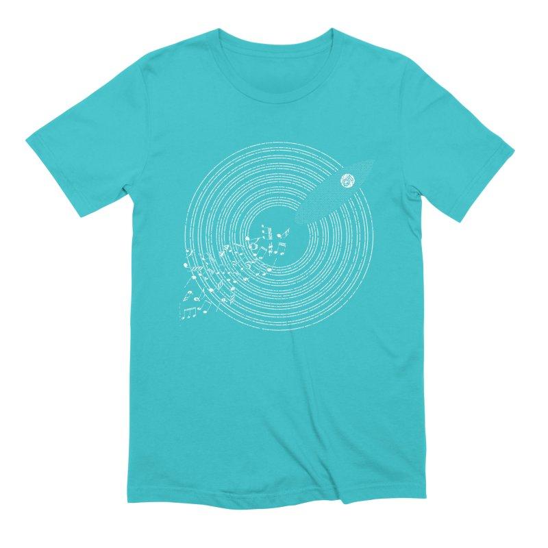 Boards n Beats Men's Extra Soft T-Shirt by The Artist Shop of Ben Stevens
