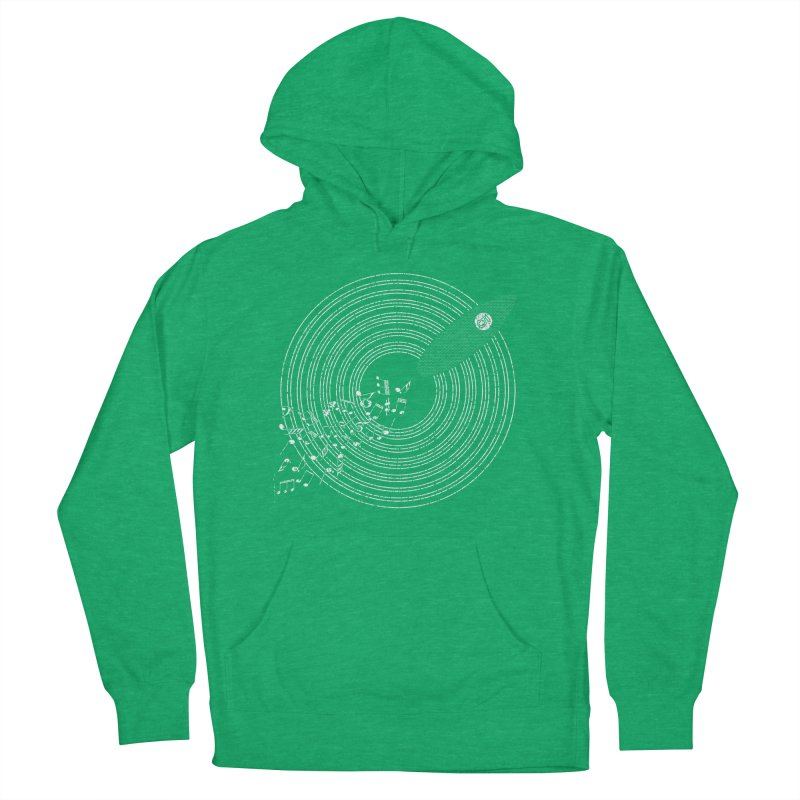 Boards n Beats Women's Pullover Hoody by The Artist Shop of Ben Stevens