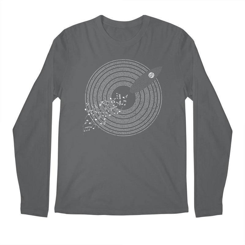 Boards n Beats Men's Longsleeve T-Shirt by The Artist Shop of Ben Stevens