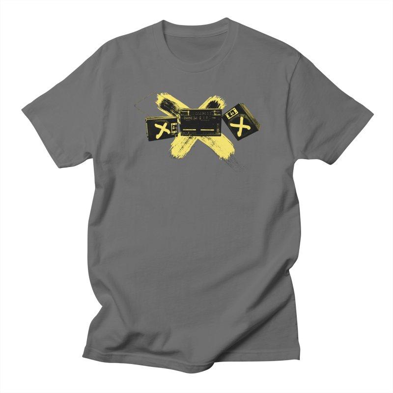 Flatline Women's Unisex T-Shirt by The Artist Shop of Ben Stevens