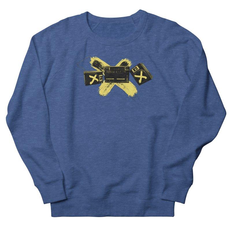 Flatline Women's Sweatshirt by The Artist Shop of Ben Stevens
