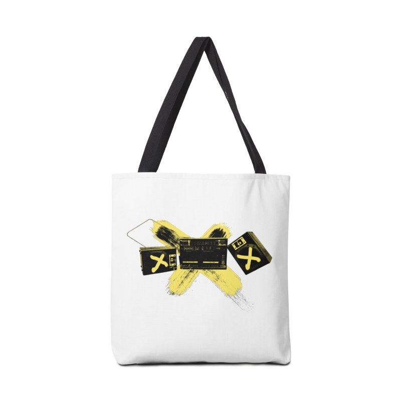 Flatline Accessories Bag by The Artist Shop of Ben Stevens