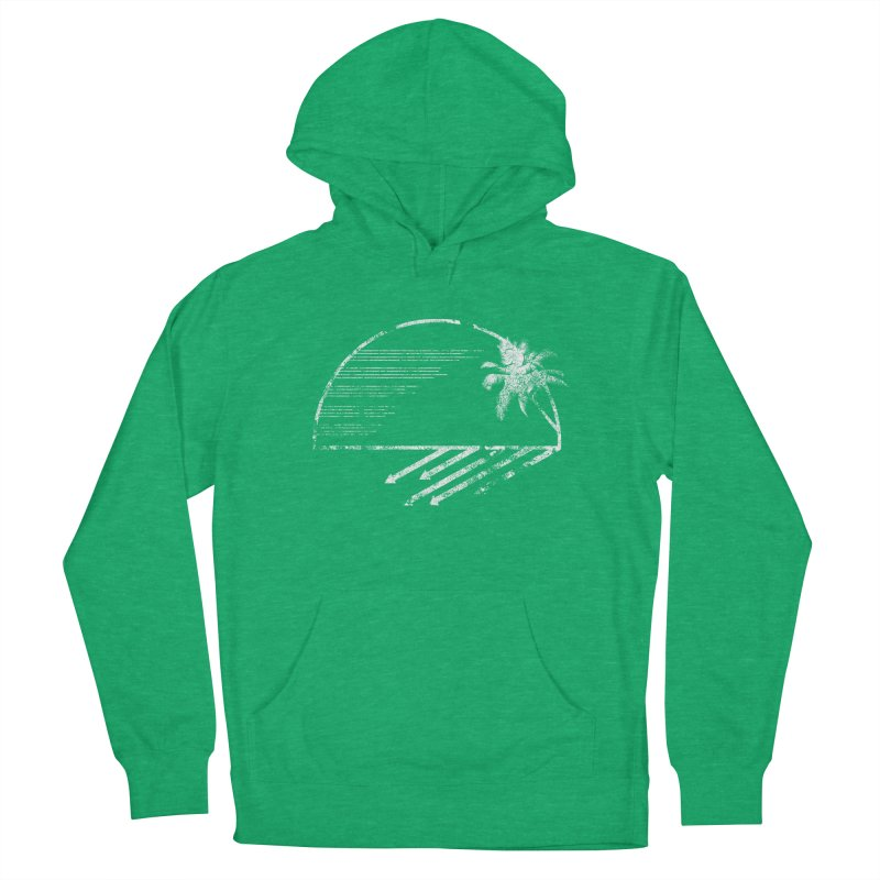Good Morning Women's Pullover Hoody by The Artist Shop of Ben Stevens