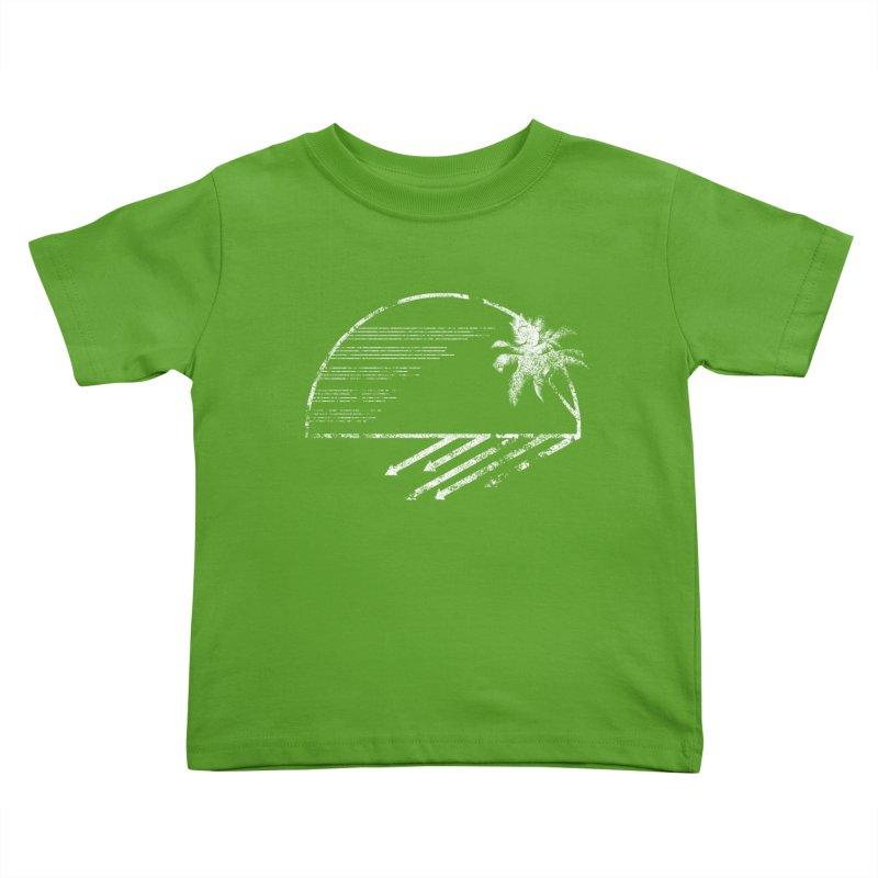 Good Morning Kids Toddler T-Shirt by The Artist Shop of Ben Stevens