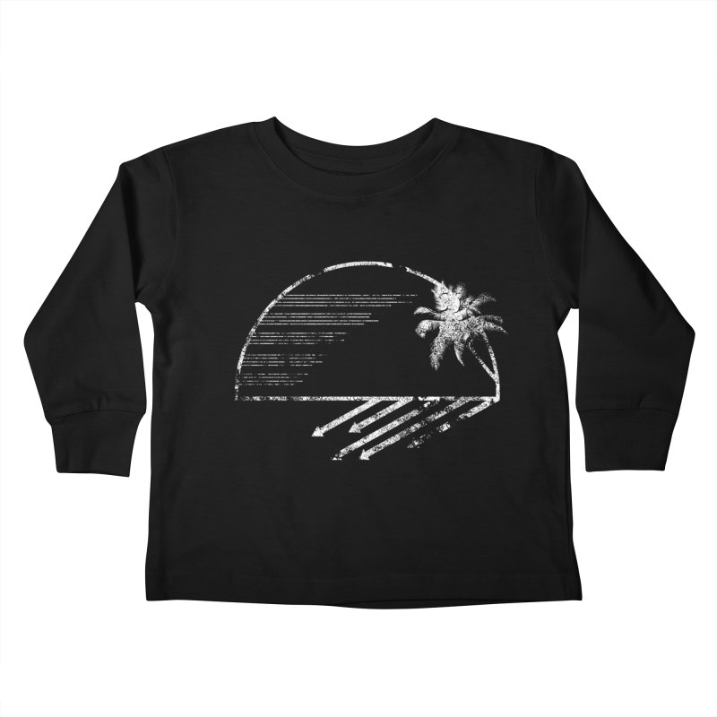 Good Morning Kids Toddler Longsleeve T-Shirt by The Artist Shop of Ben Stevens
