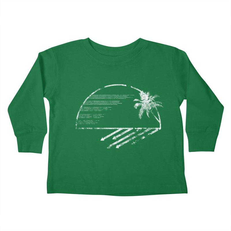 Good Morning Kids Toddler Longsleeve T-Shirt by The Artist Shop of Ben Stevens