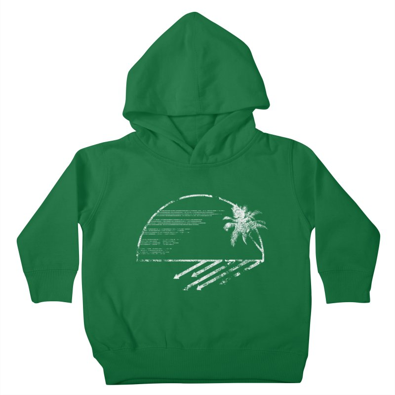 Good Morning Kids Toddler Pullover Hoody by The Artist Shop of Ben Stevens