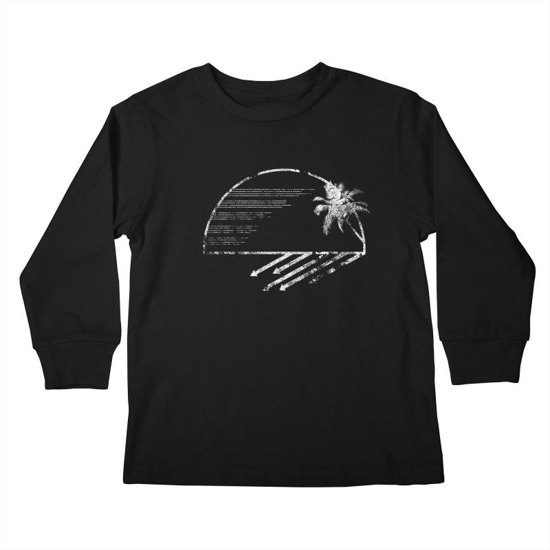 Good Morning Kids Longsleeve T-Shirt by The Artist Shop of Ben Stevens