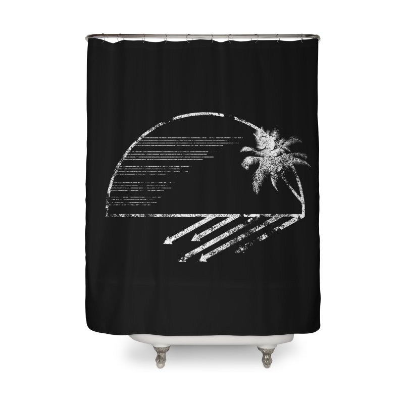 Good Morning Home Shower Curtain by The Artist Shop of Ben Stevens