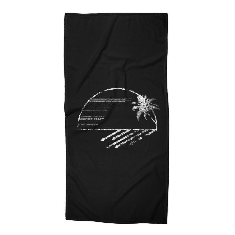Good Morning Accessories Beach Towel by The Artist Shop of Ben Stevens