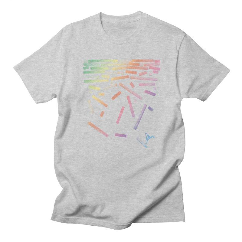 'til the End Men's T-Shirt by The Artist Shop of Ben Stevens