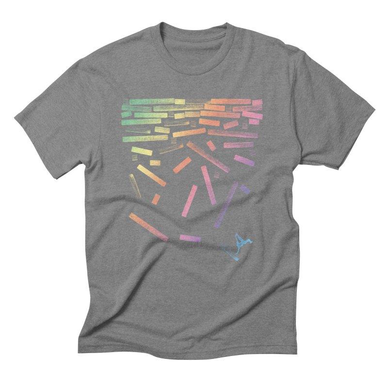 'til the End Men's Triblend T-shirt by The Artist Shop of Ben Stevens