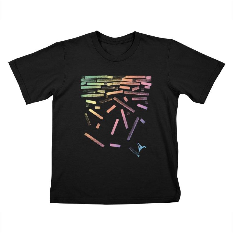 'til the End Kids T-shirt by The Artist Shop of Ben Stevens