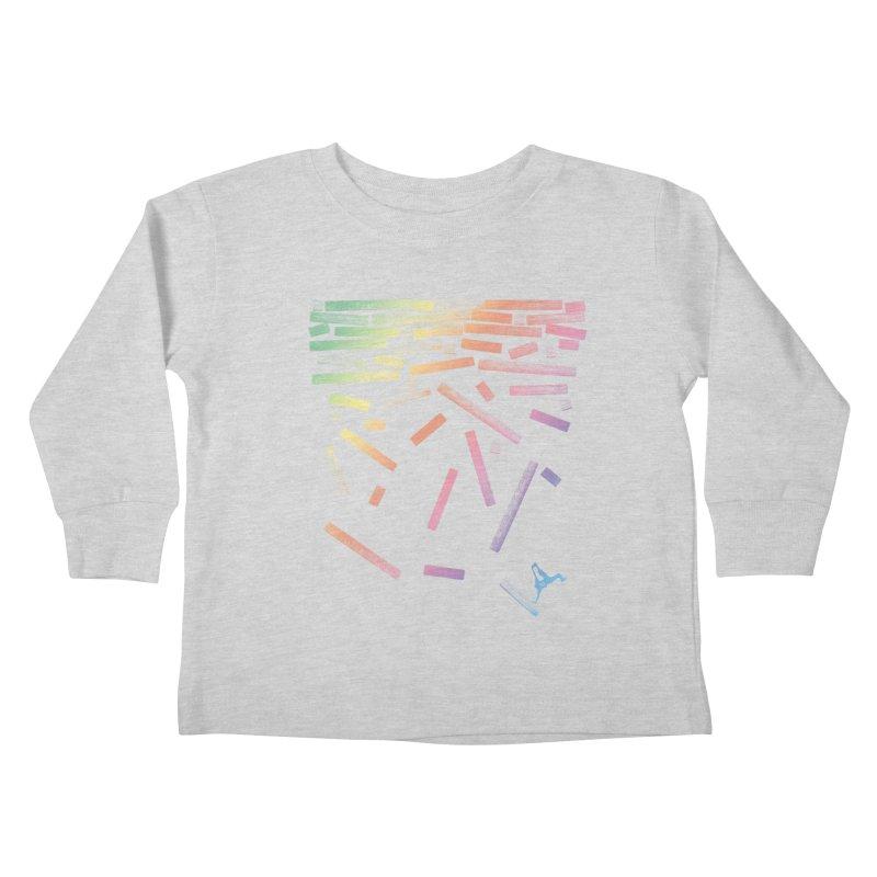 'til the End Kids Toddler Longsleeve T-Shirt by The Artist Shop of Ben Stevens
