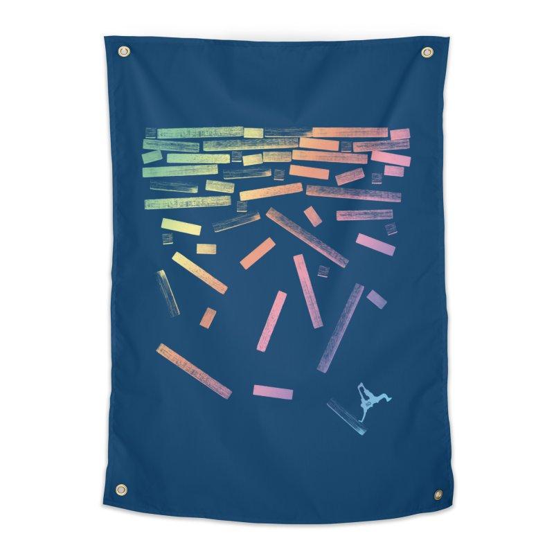 'til the End Home Tapestry by The Artist Shop of Ben Stevens