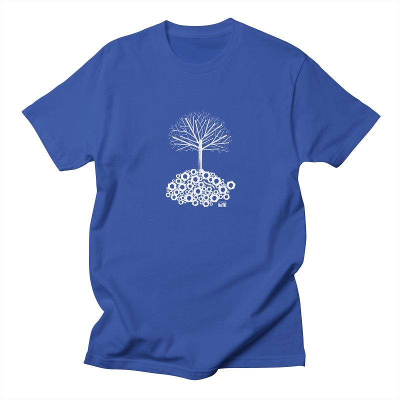 Industree Men's T-shirt by The Artist Shop of Ben Stevens