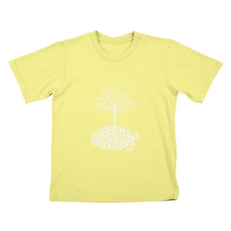 Industree Kids T-shirt by The Artist Shop of Ben Stevens