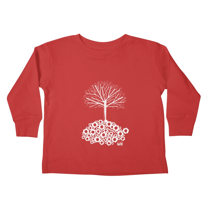 Industree Kids Toddler Longsleeve T-Shirt by The Artist Shop of Ben Stevens
