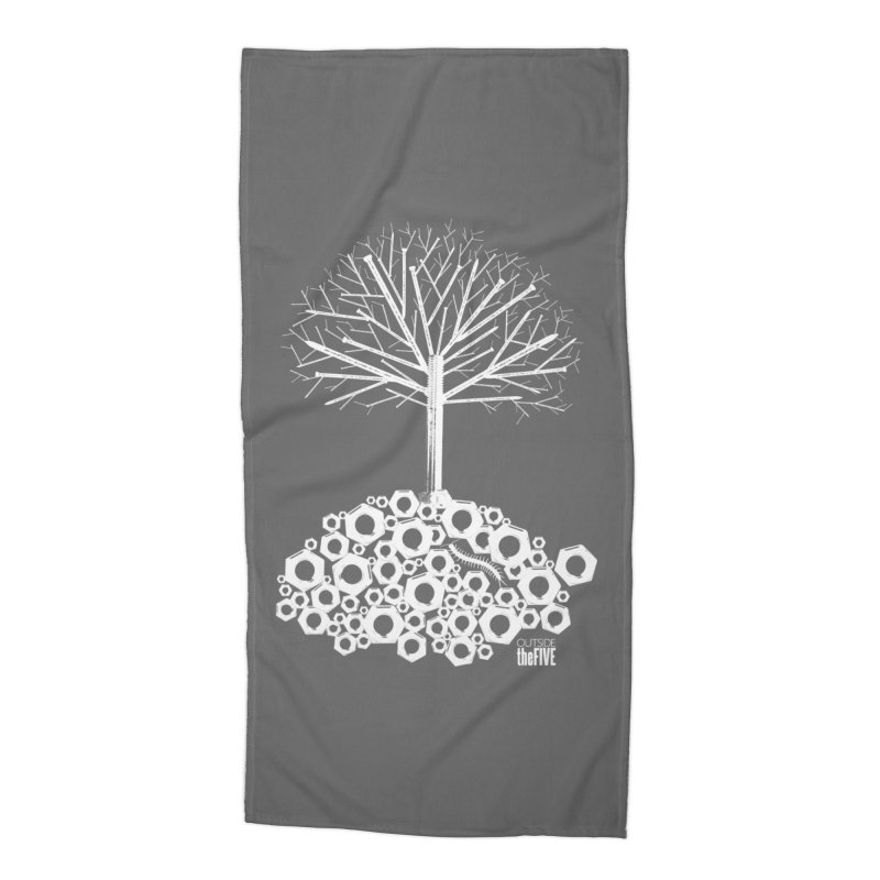 Industree Accessories Beach Towel by The Artist Shop of Ben Stevens