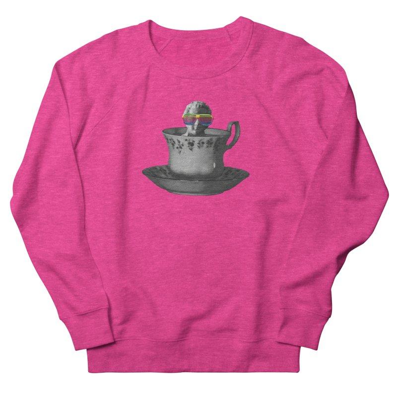A Cup of Genius Women's Sweatshirt by The Artist Shop of Ben Stevens