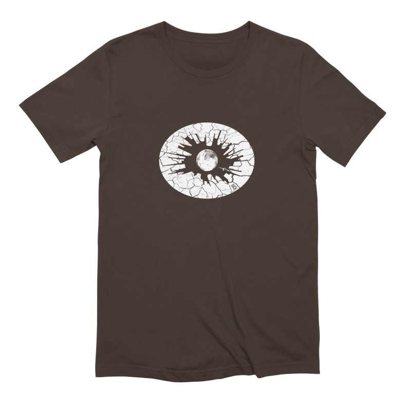 Eye on the City Men's Extra Soft T-Shirt by The Artist Shop of Ben Stevens