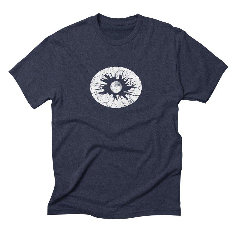 Eye on the City Men's Triblend T-shirt by The Artist Shop of Ben Stevens