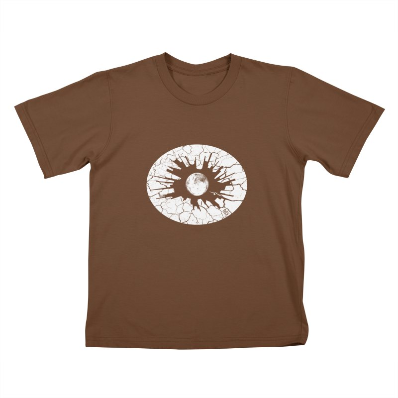 Eye on the City Kids T-shirt by The Artist Shop of Ben Stevens