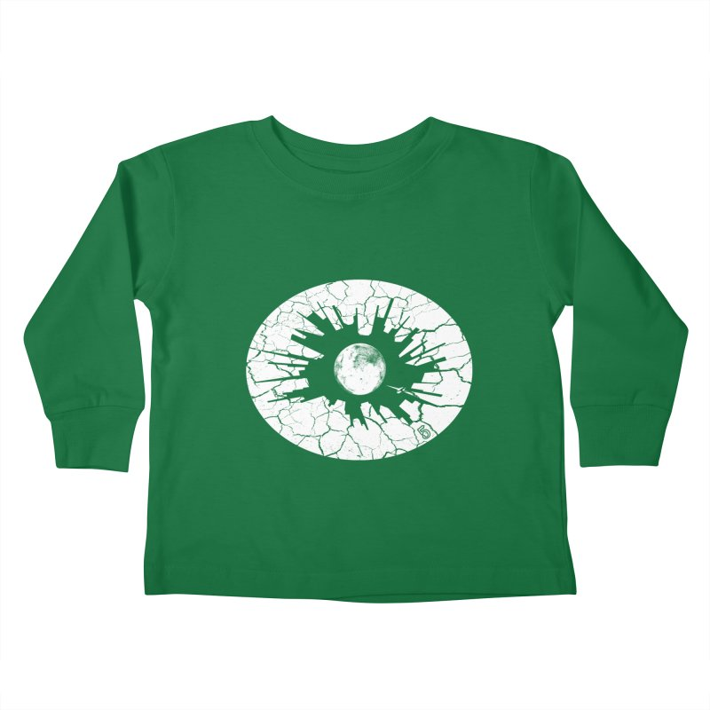 Eye on the City Kids Toddler Longsleeve T-Shirt by The Artist Shop of Ben Stevens
