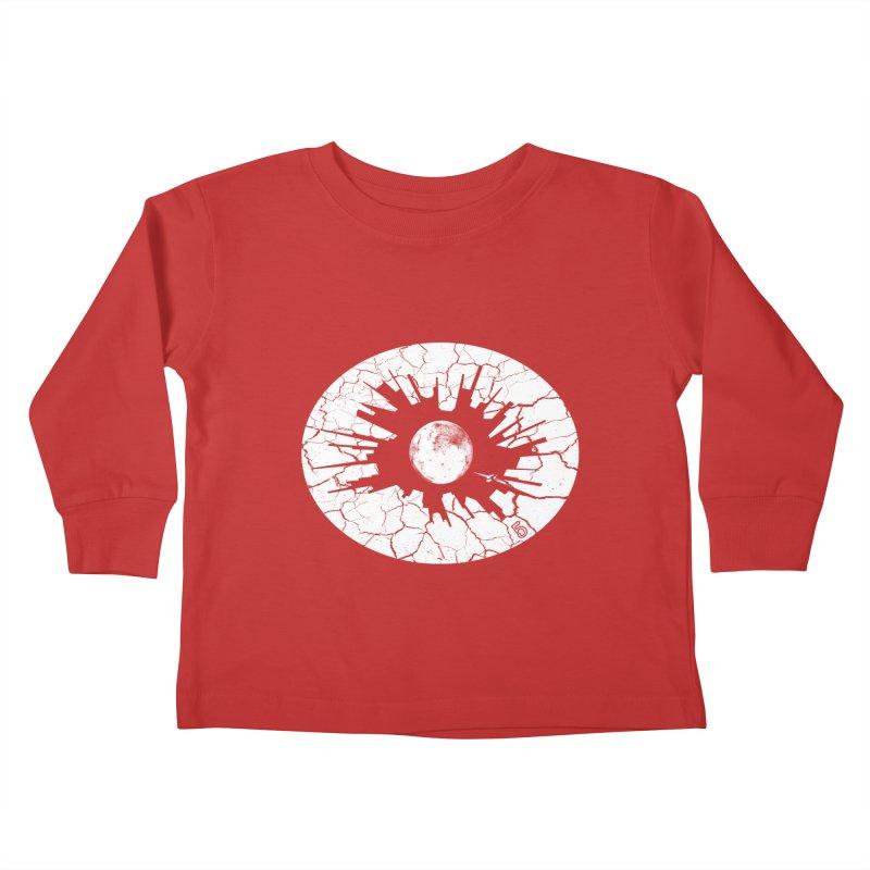 Eye on the City Kids Toddler Longsleeve T-Shirt by The Artist Shop of Ben Stevens
