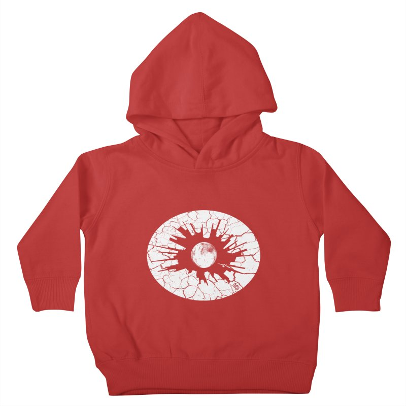 Eye on the City Kids Toddler Pullover Hoody by The Artist Shop of Ben Stevens