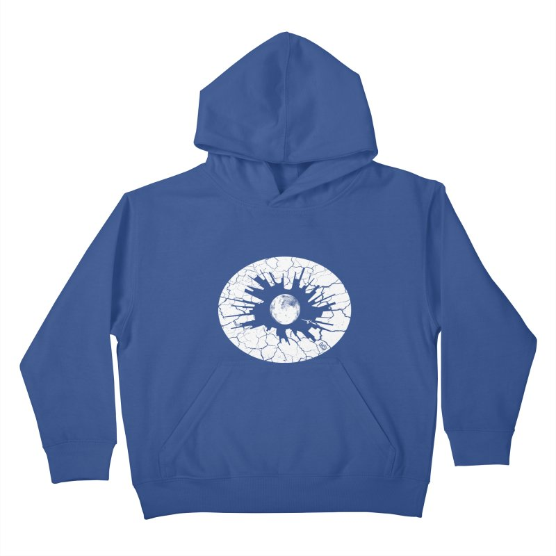 Eye on the City Kids Pullover Hoody by The Artist Shop of Ben Stevens
